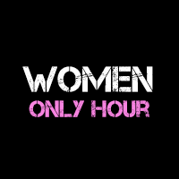 Women only hour